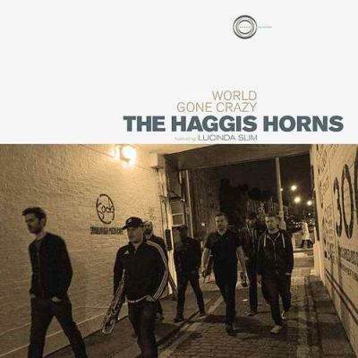 Cover HAGGIS HORNS, one of these days
