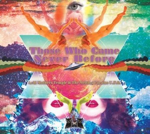 Cover ACID MOTHERS TEMPLE, those who came never before