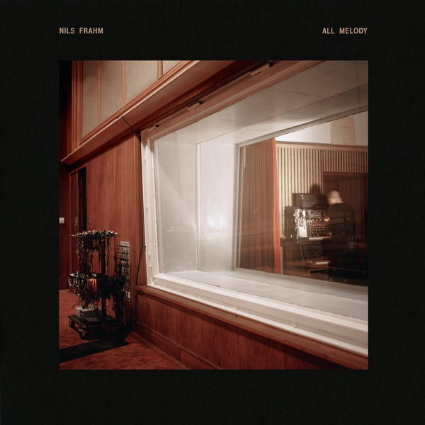 NILS FRAHM, all melody cover
