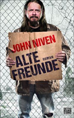 JOHN NIVEN, alte freunde cover