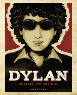 Cover JON BREAM, dylan: disc by disc