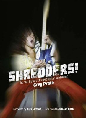Cover PRATO PRATO, shredders!