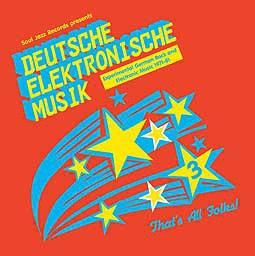 V/A, deutsche elektronische musik 3 (1971-1983) cover
