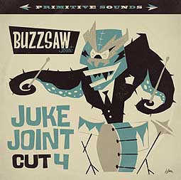 V/A, buzzsaw joint cut 04 cover