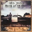 NEIL YOUNG & PROMISE OF THE REAL, the visitor cover