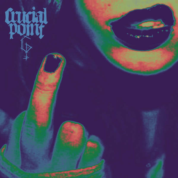 Cover CRUCIAL POINT, s/t