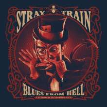 STRAY TRAIN, blues from hell cover