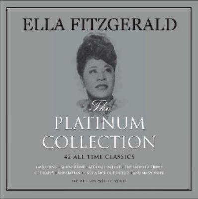 Cover ELLA FITZGERALD, platinum collection