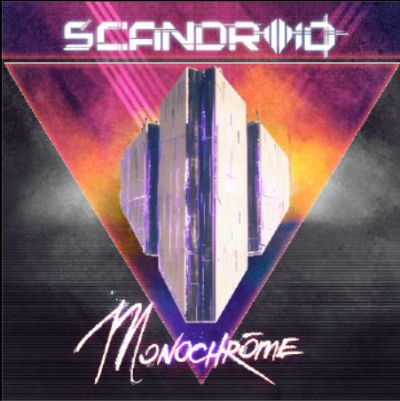 Cover SCANDROID, monochrome