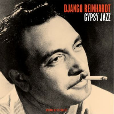 Cover DJANGO REINHARDT, gypsy jazz