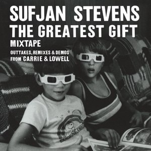 SUFJAN STEVENS, the greatest gift cover
