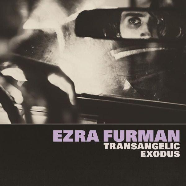 EZRA FURMAN, transangelic exodus cover