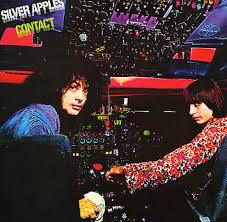 Cover SILVER APPLES, contact