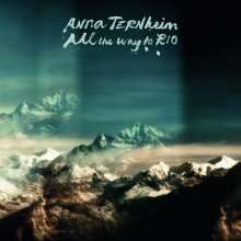 Cover ANNA TERNHEIM, all the way to rio