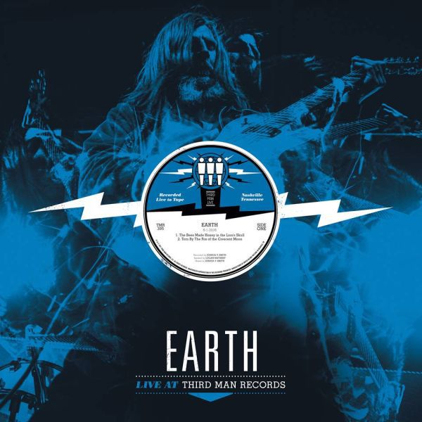 Cover EARTH, third man live