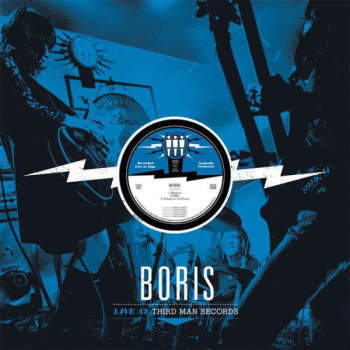 BORIS, third man live cover