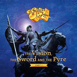ELOY, the vision, the sword and the pyre (part 1) cover
