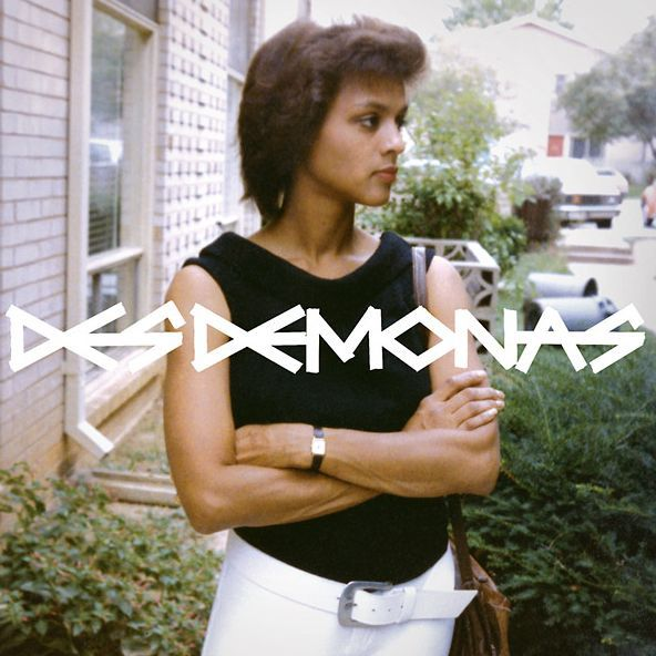 DES DEMONAS, s/t cover