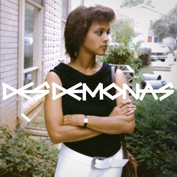 DES DEMONAS, s/t cover