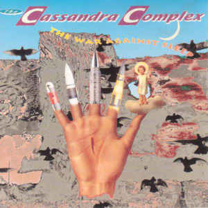 Cover CASSANDRA COMPLEX, the war against sleep