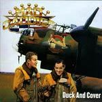 MAD CADDIES, duck & cover cover