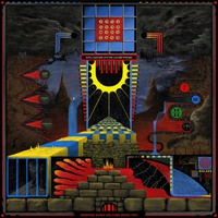 KING GIZZARD & THE LIZARD WIZARD, polygondwanaland cover