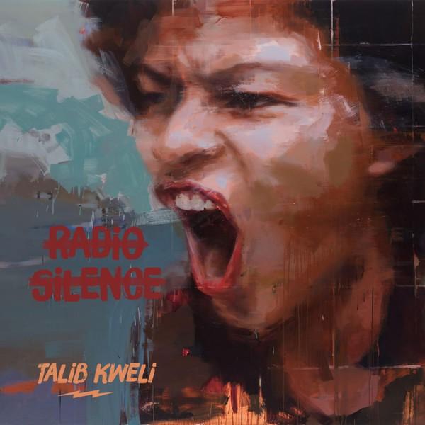 TALIB KWELI, radio silence cover