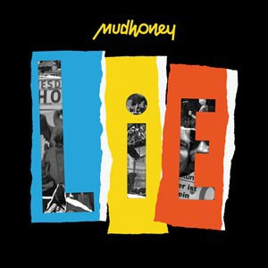 Cover MUDHONEY, lie