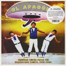 V/A, el apagon: peruvian chica 1978-1988 cover