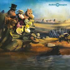 O.S.T. (GRAEME MILLER & STEVE SHILL), the moomins cover