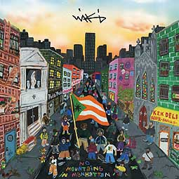 Cover WIKI, no mountains in manhattan