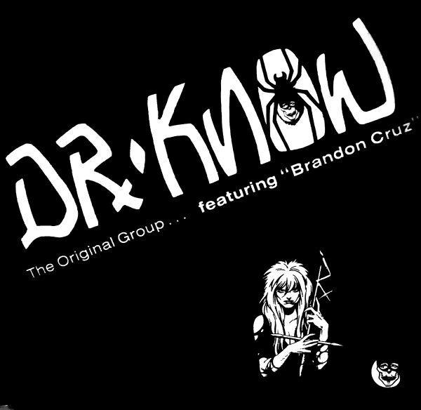 DR. KNOW, original group (featuring brandon cruz) cover