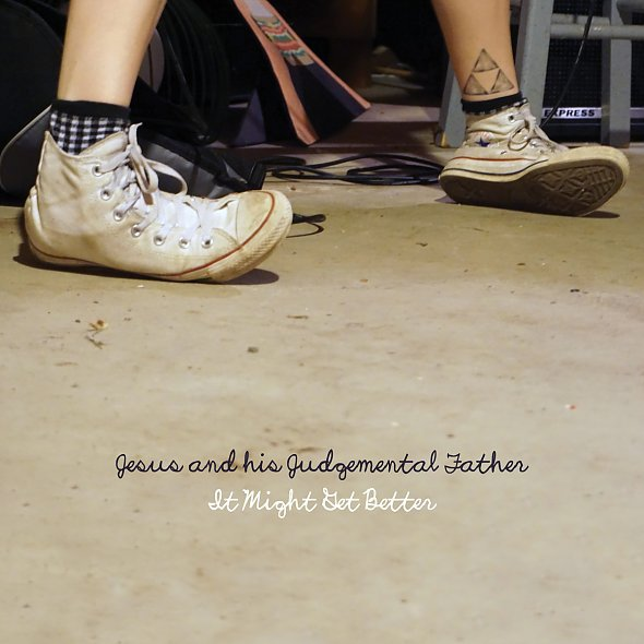 Cover JESUS AND HIS JUDGEMENTAL FATHER, it might be better