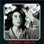 Cover CAT POWER, moon pix