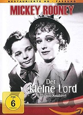 Cover JOHN CROMWELL, der kleine lord
