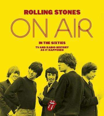 RICHARD HAVERS, the rolling stones - on air in the 60´s cover