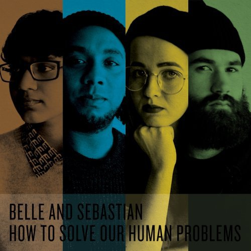Cover BELLE & SEBASTIAN, how to solve our human problems ep-box