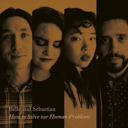 BELLE & SEBASTIAN, how to solve our human problems pt. 1 cover