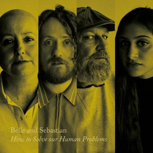 BELLE & SEBASTIAN, how to solve our human problems pt. 2 cover