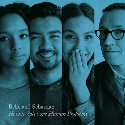 BELLE & SEBASTIAN, how to solve our human problems pt.3 cover
