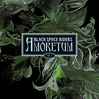 BLACK SPACE RIDERS, amoretum vol. 1 cover