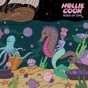 HOLLIE COOK, vessel of love cover