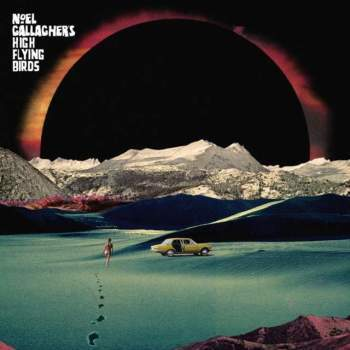 Cover NOEL GALLAGHER`S HIGH FLYING BIRDS, holy mountain