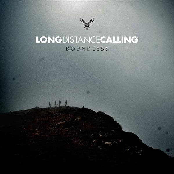 LONG DISTANCE CALLING, boundless cover