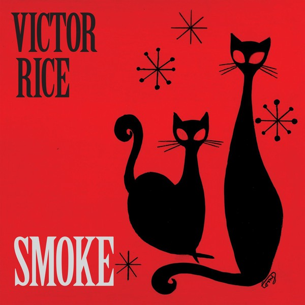 Cover VICTOR RICE, smoke