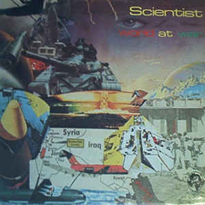 SCIENTIST, world at war cover