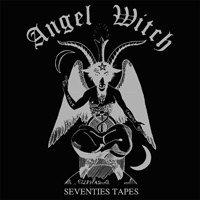 Cover ANGEL WITCH, seventies tapes