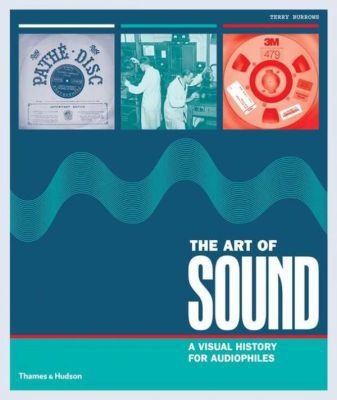 TERRY BURROWS, the art of sound cover