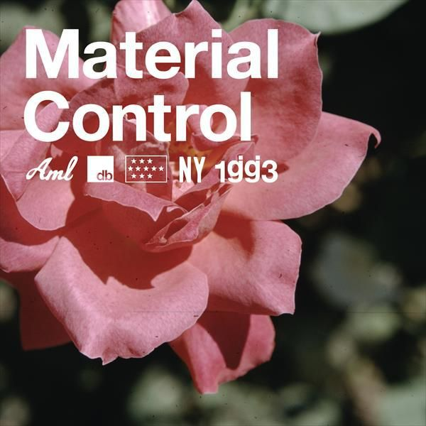 GLASSJAW, material control cover