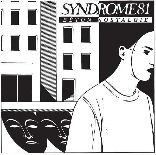 SYNDROME 81, béton nostalgie cover